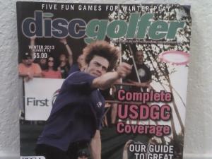 Disc Golfer Mag