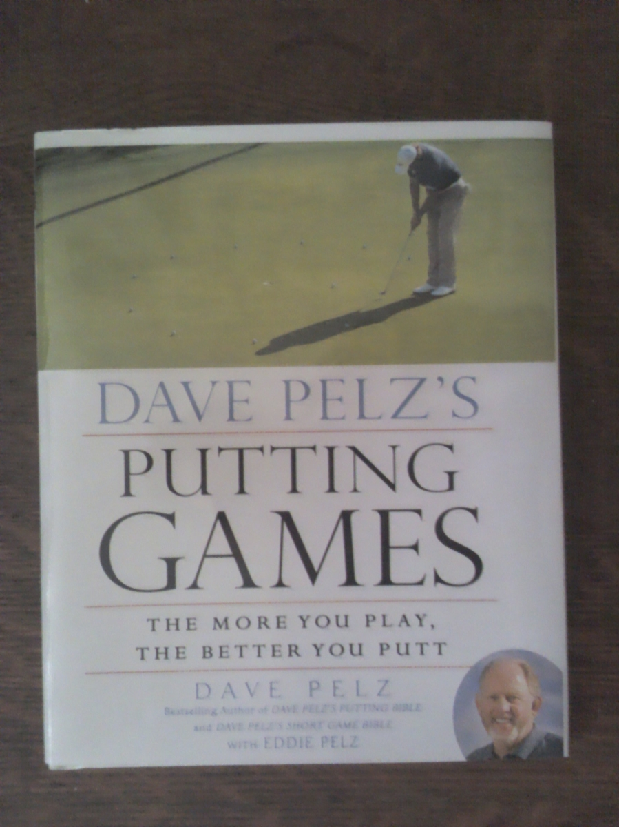 """Dave Pelz's Putting Games"" for Disc Golfers"