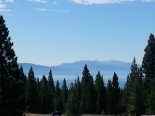 View from Hole 1 at Tahoe Vista